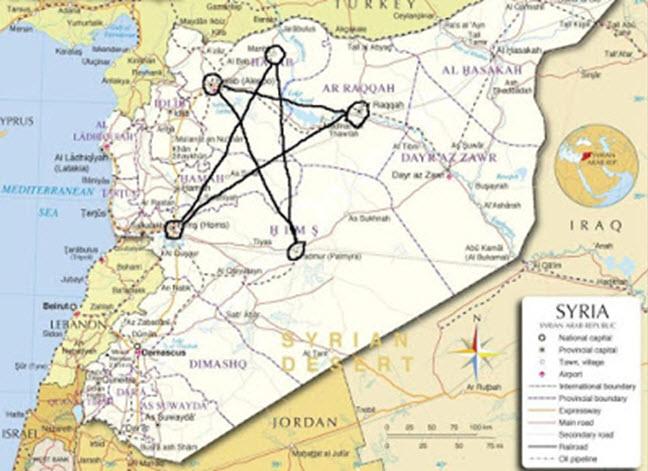 Sirijski pentagram 1