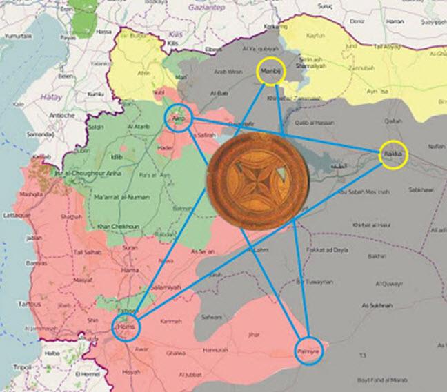 Sirijski pentagram 2