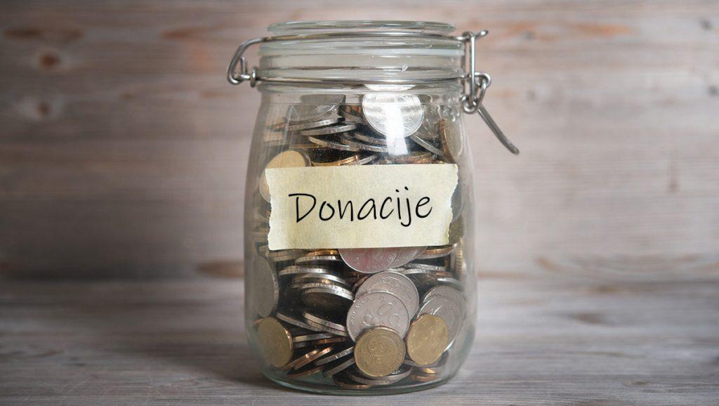Donacije Jar